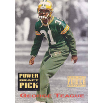 1993 Pro Set Power Rookie Gold George Teague Packers