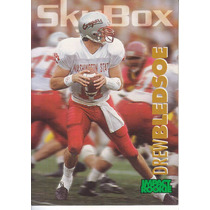 1993 Skybox Impact Rookie Drew Bledsoe Qb Patriots