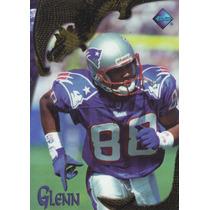 1997 Edge Excalibur Terry Glenn Wr Patriots