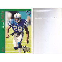 1997 Topps Minted In Canton Jason Belser S Colts