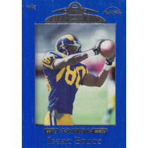 1999 Absolute Ssd Blue Isaac Bruce Wr Rams