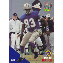 1994 Classic Draft Rookie Isaac Bruce Wr Rams