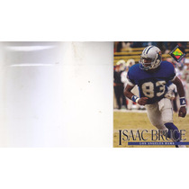 1994 Pro Line Classic Rookie Isaac Bruce Wr Rams
