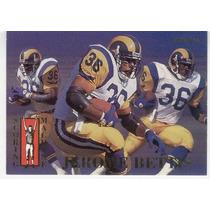 1994 Fleer Scoring Machines Jerome Bettis Saint Louis Rams