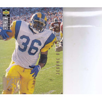 1994 Choice Images 93 Jerome Bettis Rb Rams