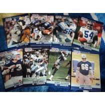 Nfl Cowboys 8 Tjas Team Set 90 Diferentes