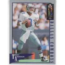 1994 Classic Nfl Experience Troy Aikman Dallas Cowboys