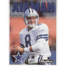 1992 Sky Box Impact Troy Aikman Dallas Cowboys