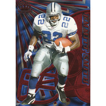1997 Pacific Dynagon Red Emmitt Smith Rb Cowboys