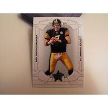 29 Tarj Leaf R&stars 2008 Big Ben ,drew Brees Y Mas