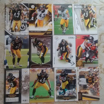 16 Tarj Troy Polamalu Lote F33 Steelers