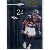 2005 Certified Materials Champ Bailey Denver Broncos