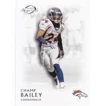 2011 Topps Legends Base Champ Bailey Cb Denver Broncos