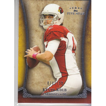 2011 Topps Five Star Extra Thick Kevin Kolb Qb Cards /129