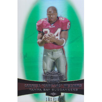 2006 Triple Threads Emerald Carnell Cadillac Williams /199