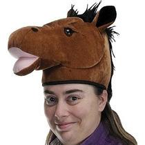 Accesorio Plush Horse Party Hat Head (1 Cargo) (1 / Pkg)
