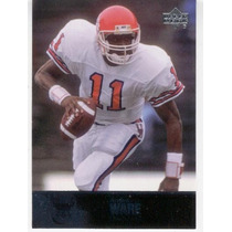 2011 U D College Legends Andre Ware Houston Cougars Qb
