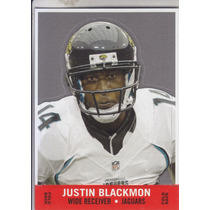 2013 Topps Archives 1968 Topps Stand Up Justin Blackmon