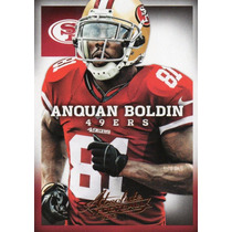2013 Absolute Football Anquan Boldin San Francisco 49ers Wr