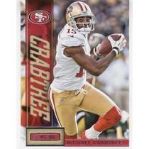 2013 Rookies & Stars Michael Crabtree San Francisco 49ers Wr