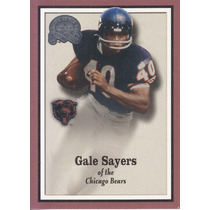 2000 Greats Gale Sayers Rb Bears