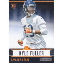 2014 Panini Rookies & Stars Rookie Kyle Fuller Cb Bears
