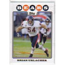 2008 Topps Gold Foil #235 Brian Urlacher Osos De Chicago