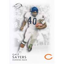 2011 Topps Legends Base Legend Gale Sayers Rb Bears
