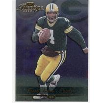 2000 Playoff Prestige Brett Favre Green Bay Packers