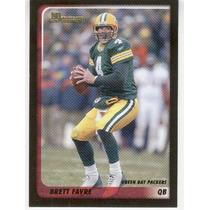 2003 Bowman Brett Favre Green Bay Packers