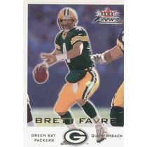 2000 Fleer Focus Brett Favre Green Bay Packers