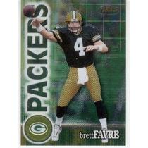 2000 Topps Finest Brett Favre Green Bay Packers
