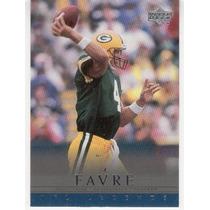 2000 Upper Deck Legends Brett Favre Green Bay Packers