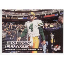 2000 Ultra Brett Favre Green Bay Packers