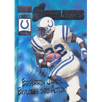 2000 Skybox Superlatives Edgerrin James Rb Colts