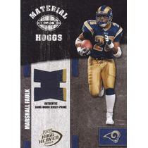 2004 Hogg Heaven Jersey Prime Marshall Faulk Rb Rams 14/25