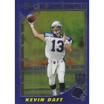 2000 Topps Chrome Europe Kevin Daft Qb Titans