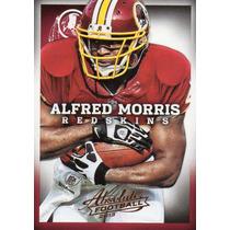 2013 Absolute Football Alfred Morris Washington Redskins