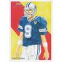 2009 Topps National Chicle Tony Romo Qb Cowboys