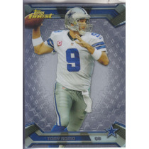 2013 Topps Finest Tony Romo Qb Cowboys