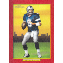 2006 Topps Turkey R Red Tony Romo Qb Cowboys