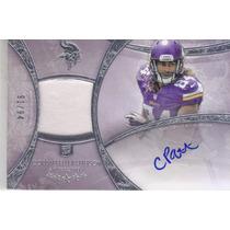 2013 Five Star Rc Patch Autografo Cordarrelle Patterson /94