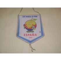 Banderin Original Mundial España 1982