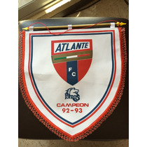 Banderín Atlante Conmemorativo