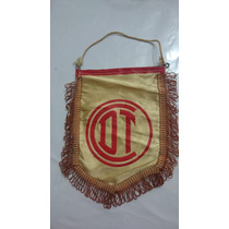 Banderín Antiguo Deportivo Toluca Futbol Club