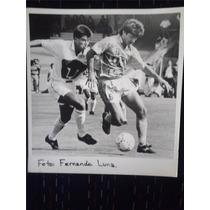 2 Fotos. Pumas Vs Tigres / 8 Mayo 1993- 20x25 Cm