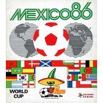 Estampas De México 86 De Panini Importadas