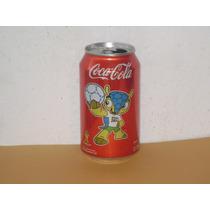 Lata Cocacola Conmemorativa Mundial Brasil 2014