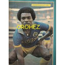 Revista Futbol Balón Tigres Uanl Jerónimo Barbadillo 1981