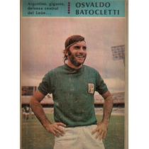 Revista Futbol México León Trelles Atlas Tigres Uanl 1975